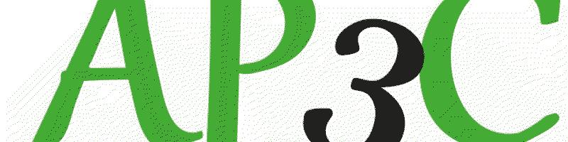 AP3C logo